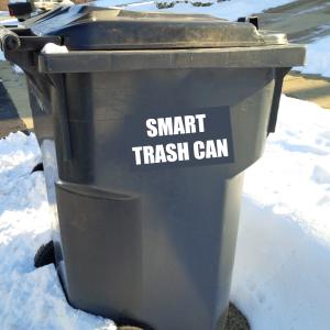 Smart-Trashcan